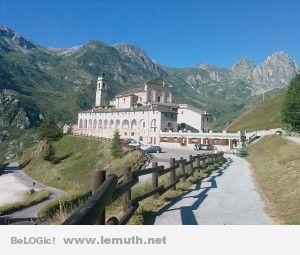Santuario di San Magno - Valle Grana - CN